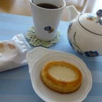 札幌限定のホワイトチョコレートの焼き菓子