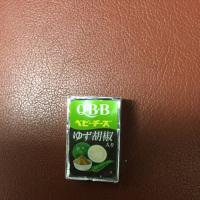 ベビーチーズ  期間限定 柚子胡椒