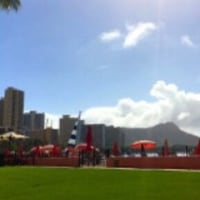 「ハワイチーム直前情報写真集」をアップしました