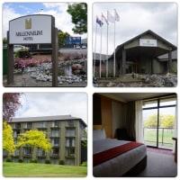 NZ旅日記  その9  なんて日だ〜@ミレニアムホテル