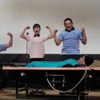 演劇ブーム(≧∀≦) アヒル