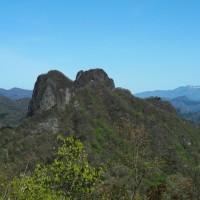 岩峰『鹿岳』
