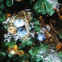 御堂筋のクリスマスツリー