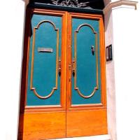 イタリア・お洒落ドア