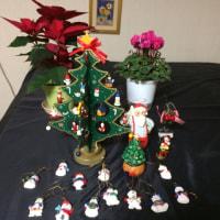 我が家のクリスマス飾り集合