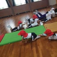 年少組☆はさみ指導&体操教室