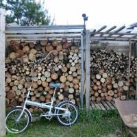 温暖化防止に薪ストーブ、、、、今年の冬も暖房費ゼロ円