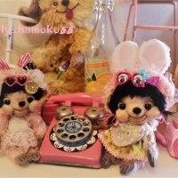 可愛いお姫様バラコちゃん☆お届けしました~💛(●´ω`●)💛…cute♪