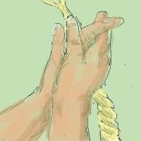 過去のブログより、「禍福は糾える縄の如し」