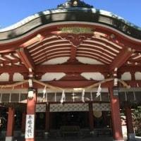 武州岩槻総鎮守 久伊豆神社(平成28年12月11日)