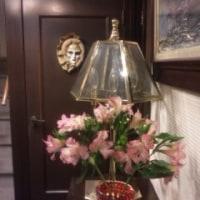 シャンソン歌手リリ・レイLILI LEY  フランス語シャンソン稽古場の花達