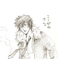 [PSYCHO-PASS]今年もよろしく☆其の弐[狡噛さん。]
