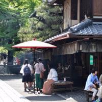 京都今宮神社 今宮祭の還幸祭