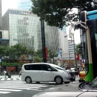 慶応病院近辺