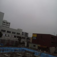 2017/6/24(土)  蟹座の新月(11:31)午前7時半過ぎ札幌の空模様