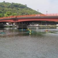 水上練習(H29.5.14)