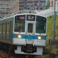 2017年6月26日 小田急 百合ヶ丘 1069F 未更新車