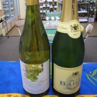 コスパ高いブルゴーニュの泡が無料試飲、白のヌーヴォーが有料試飲できますよ!