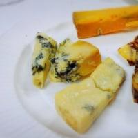 今月のワイン&チーズの会