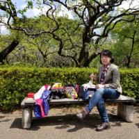東京滞在4日目新宿御苑散策