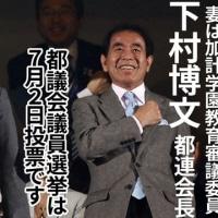 辞めぬなら、辞めさせてしまえ安倍内閣!
