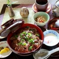 お昼の写真は名人戦棋譜速報Twitterさんが一番美味しそうです!@ 岡山県倉敷