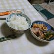 自宅療養:7月21日夕食