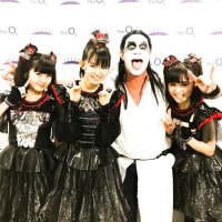BABYMETAL with Chad-metal