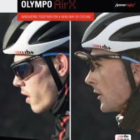 rh+ Olympo Air-X入荷しました。