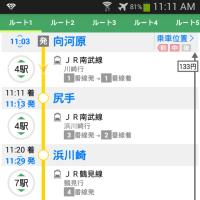 JR大回り 鶴見駅スイカゲート通過 実験
