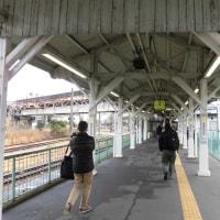 都会の中のローカル線駅 浜川崎駅へ休日に行く