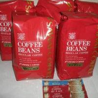 コーヒー豆が届いた