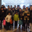 韓国:群山中央高校の生徒が我が家にホームステイ