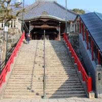 西国第二十四番札所 中山寺2