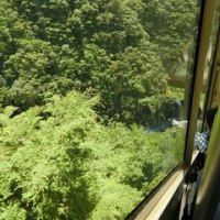 祖谷のかずら橋と四国の秘湯祖谷温泉