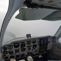 フライトログ:ATCを録音した動画を撮影しながらTEC IFRを飛ぶ(動画リンクあり)