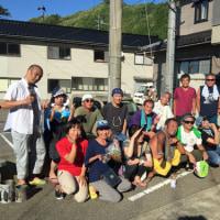 2016/9/4 四ツ島&BBQ