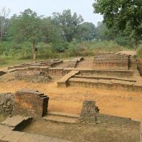 2016ネパール紀行・・・西ネパール・・・釈迦が出家したといわれる・・・ティラウラコットの遺跡