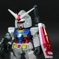 FW GUNDAM CONVERGE ガンダム(オリジン版)[メタリックver.]