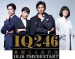 『IQ246/華麗なる事件簿』#01