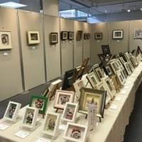 松田香代子先生の展示会(*^_^*)