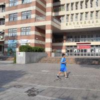 男子生徒は掃除をサボる。「台湾紀行」いよいよ熱誠的連載開始。
