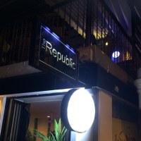 The Republic  ハンバーガー