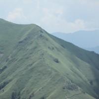 昨年8月8日 剣山登山、発起の理由