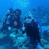 最高の天気でGW突入!! 沖縄ダイビング 那覇シーマリン