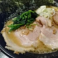 麺や 武吉兆さん ラーメン太麺大盛り