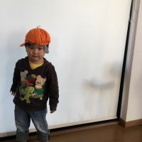年少さん帽