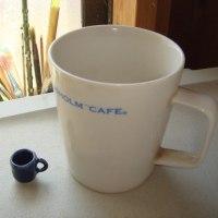 1日100杯のコーヒー?