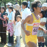 綾・照葉樹林マラソン10km