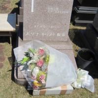 祖父の納骨式^_^